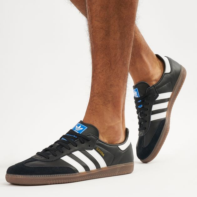 adidas Originals Men's Samba OG Shoe | Sneakers | Shoes