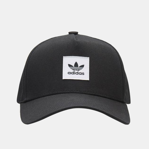 ad76c9b7359 adidas Originals A-frame Cap - Black