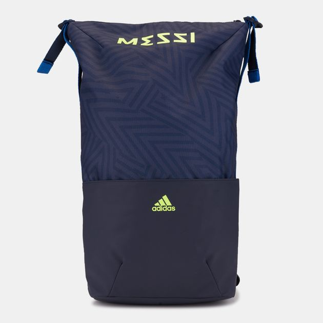 fa5e4bf45e adidas Kids  Messi Backpack (Younger Kids) - Blue