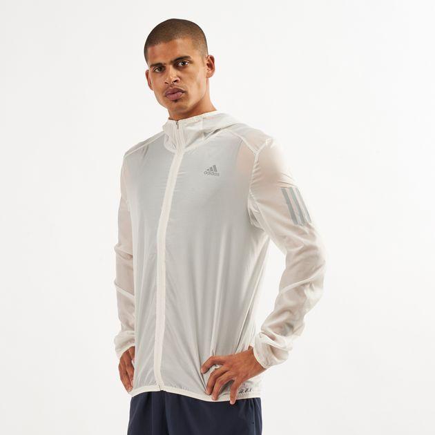 0ac9ec2fcab9 adidas Men s Running Response Jacket
