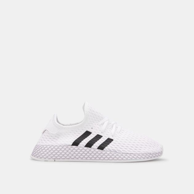 adidas Originals Kids' Deerupt Runner Shoe (Younger Kids)