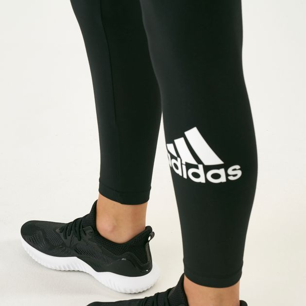 b6b3ab11b3a12e adidas Women's Must Haves Badge of Sport Leggings | Full Length ...