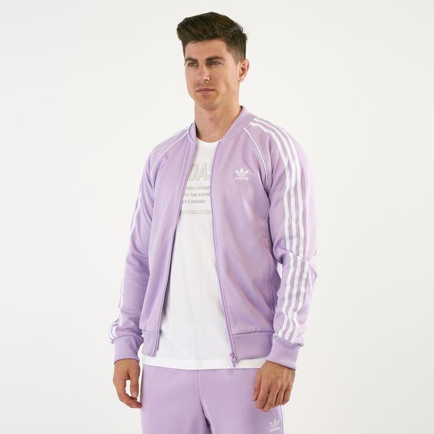 d3c8ff10c adidas Originals Men's SST Track Jacket