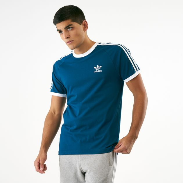 f9bbadf2 adidas Originals Men's 3-Striped T-Shirt | T-Shirts | Tops ...