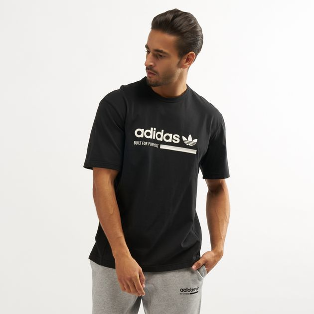 50e01a7e8 adidas Originals Men's Kaval T-Shirt | T-Shirts | Tops | Clothing ...