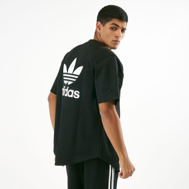 bb5341fc adidas Originals Men's Baseball T-Shirt | Jerseys | Tops | Clothing ...