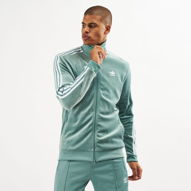 adidas Men's Originals Cozy Track Jacket | Track Jackets
