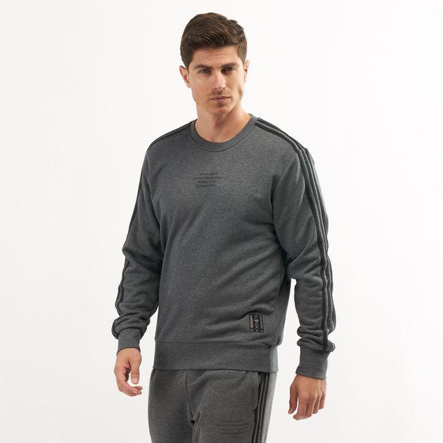 adidas Men's Real Madrid Seasonal Special Crew Sweatshirt   DP5181