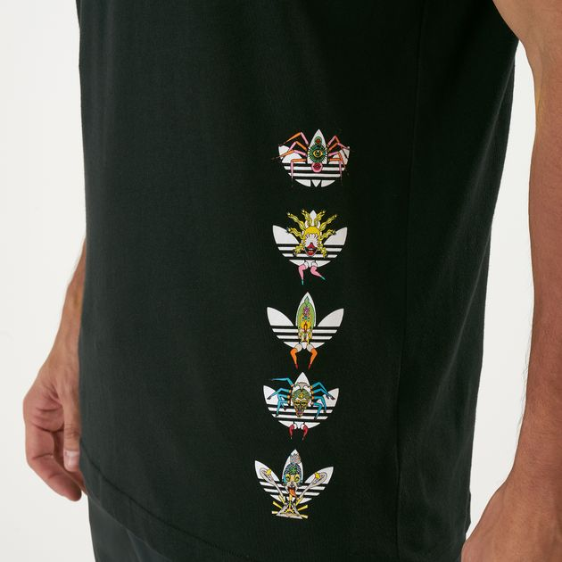 744fab10a1 adidas Originals Men's adicolor Tanaami California Hero T-Shirt