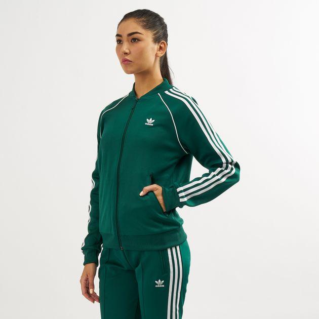 698f7d62dc156 adidas Originals Women s SST Track Jacket