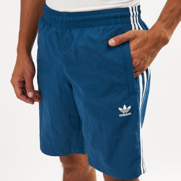 e0213c28e4 adidas Originals Men's 3-Stripes Swim Shorts | Swimming Shorts ...