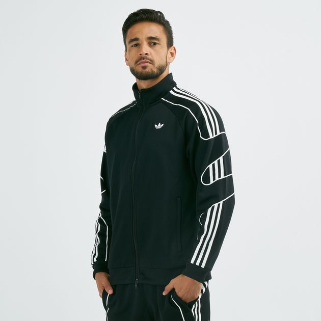 adidas Originals Men's Flamestrike Track Jacket | Track