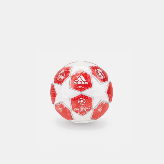 official photos 46408 cb3ec adidas Finale 18 Real Madrid Mini Football