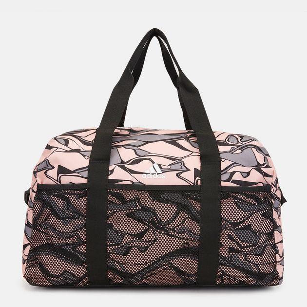 adidas Training Core Duffel Bag (Medium) - Orange
