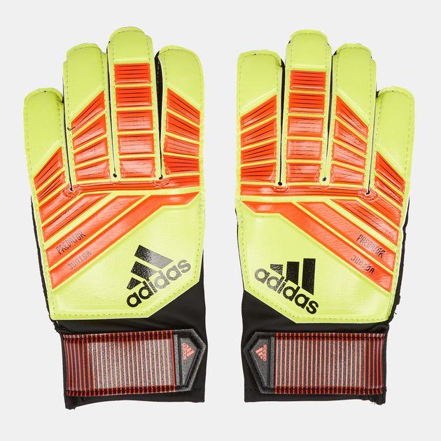 822bb922569 adidas Kids' Team Mode Predator Training Football Gloves | Gloves ...