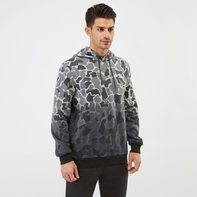 adidas Originals Camouflage Dip-Dyed Hoodie  a35e56d72d