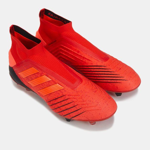 299c224f9 حذاء نميزيز 19+ لملاعب العشب الطبيعي (تشكيلة إنيشياتور) من اديداس للرجال,  1448402