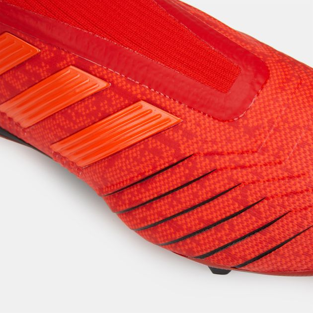 abd74ccc0 حذاء نميزيز 19+ لملاعب العشب الطبيعي (تشكيلة إنيشياتور) من اديداس للرجال,  1448405