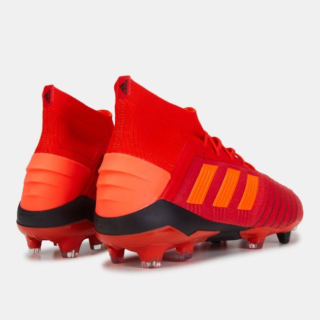 a2599299a حذاء نميزيز 19.1 لملاعب العشب الطبيعي (تشكيلة إنيشياتور) من اديداس للرجال,  1448408