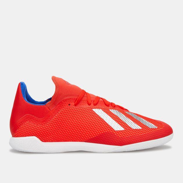 94d8ce7ffab5f حذاء من تشكيلة (إكزيبيت) X تانجو 18.3 لملاعب الصالات الداخلية من اديداس  للرجال
