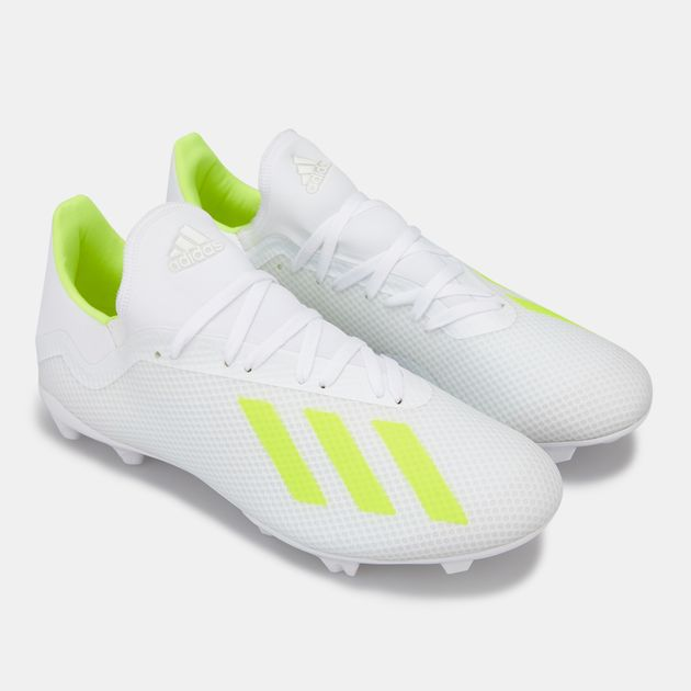 save off 86821 77aec adidas Men's Virtuso Pack X 18.3 Firm Ground Football Shoe