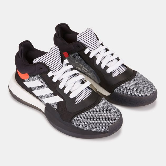 huge selection of adb20 020a6 adidas Mens Marquee Boost Low Basketball Shoe, 1448558