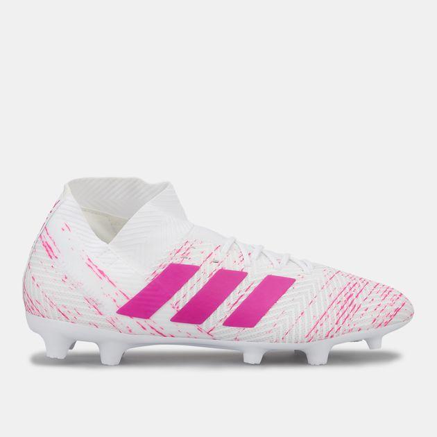 fec3b5aaa98e adidas Men's Virtuso Pack X Nemeziz 18.3 Firm Ground Football Shoe, 1625616