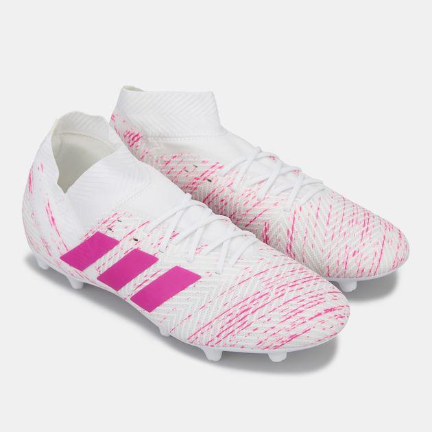 89e5c2dd64a3 adidas Men's Virtuso Pack X Nemeziz 18.3 Firm Ground Football Shoe, 1625617