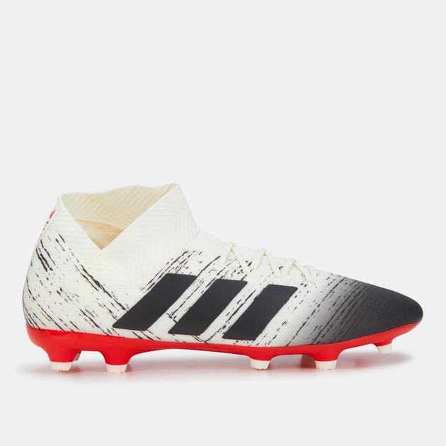 a2a4ddcf4 adidas Men's Initiator Pack Nemeziz 18.3 Firm Ground Football Shoe, 1448396
