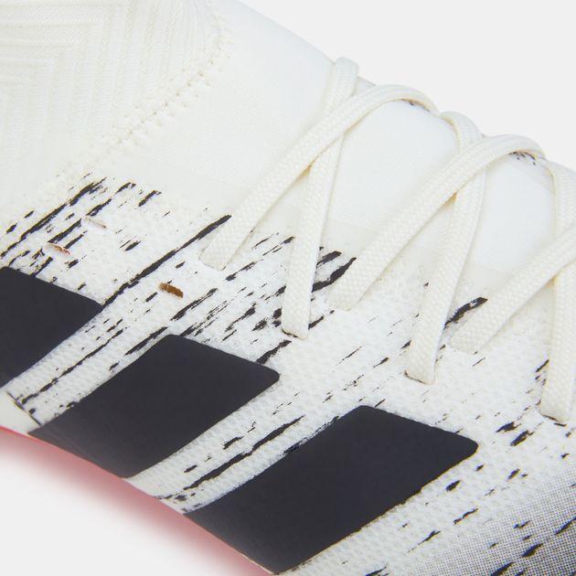 9e8c2f4fb حذاء كرة القدم نميزيز 18.3 لملاعب العشب الطبيعي (تشكيلة إنيشياتور) من اديداس  للرجال,