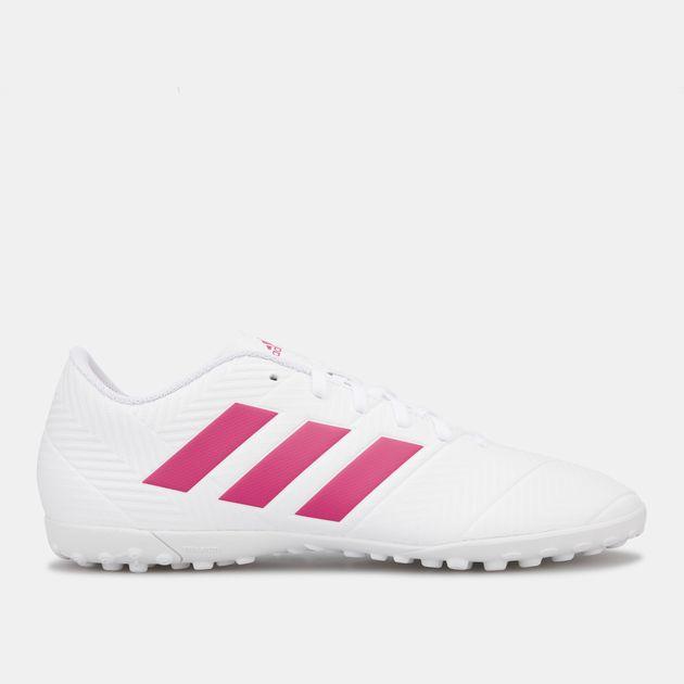 c87a2a796 حذاء كرة القدم نيميزيز 18.4 لملاعب العشب الصناعي من اديداس للرجال, 1637944