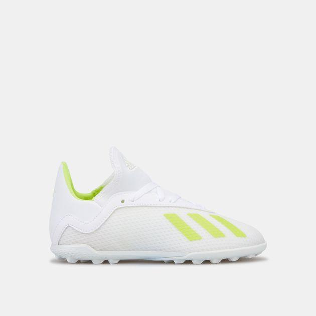 039a697cc adidas Kids  Virtuoso Pack X Tango 18.3 Turf Football Shoe (Younger Kids)