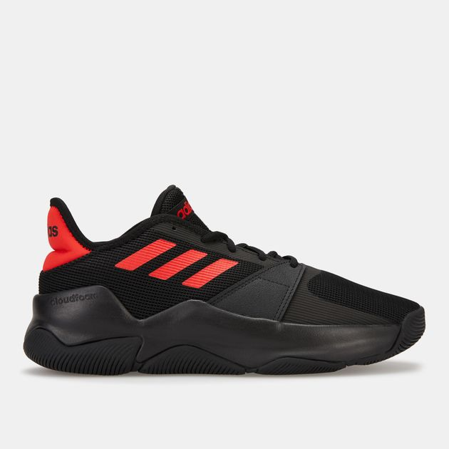 and chaussures white basketball adidas pattnered noir 8PymnNwv0O