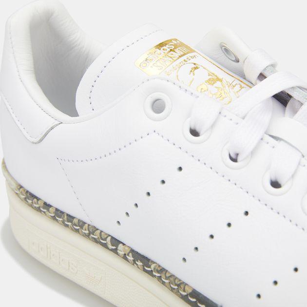 quality design 0d90f 55698 adidas Originals Women's Stan Smith New Bold Shoe | Sneakers ...