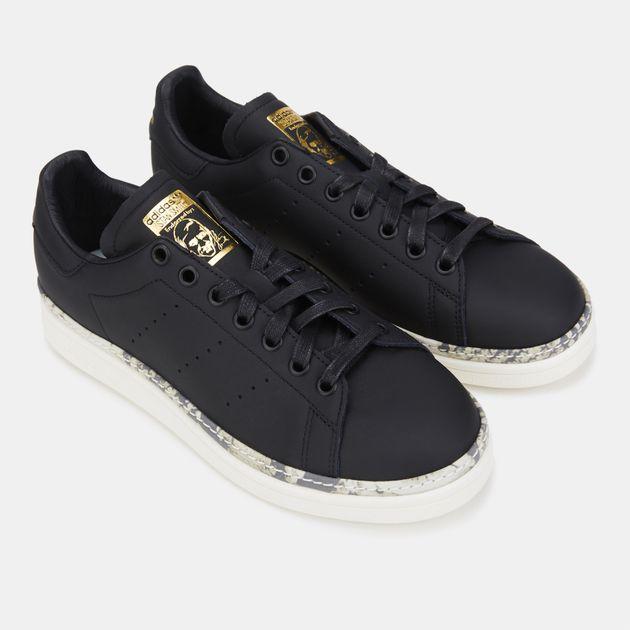 adidas Originals Women s Stan Smith New Bold Shoe  be607d0c2