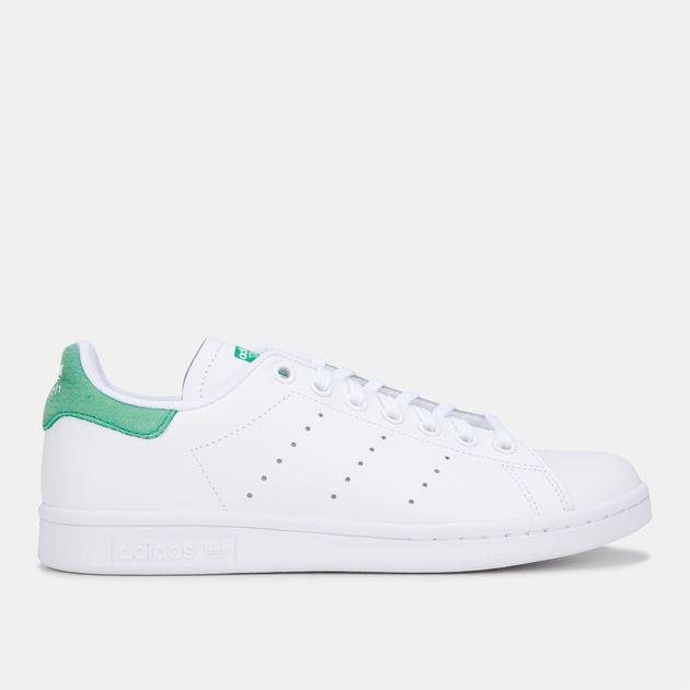 adidas Originals Kids  Stan Smith Shoe (Older Kids)  702cd2b8175