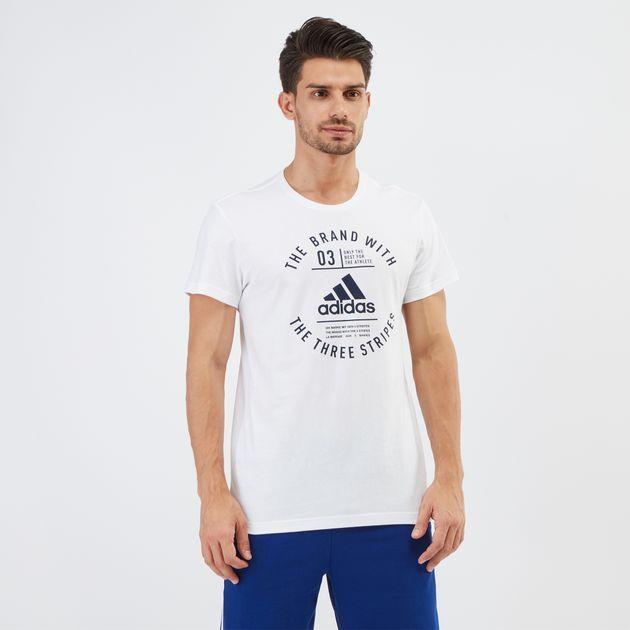 brand new ed000 1c75d adidas Emblem Training T-Shirt, 1188849