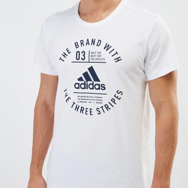 huge discount 7bf3b 269df adidas Emblem Training T-Shirt, 1188852