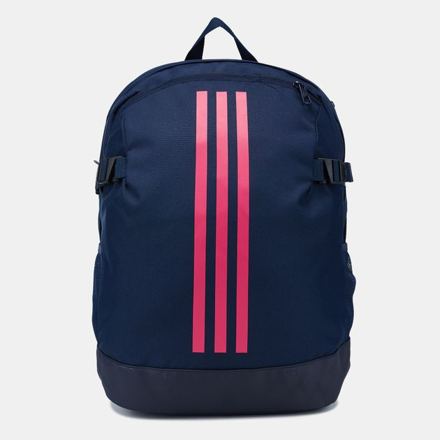 adidas 3-Stripes Power Backpack - Blue