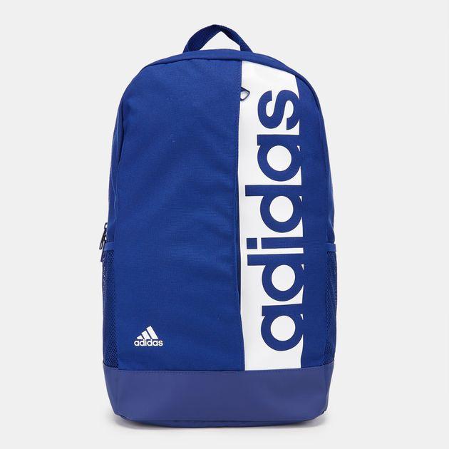 de0f2846ea adidas Kids  Linear Performance Backpack - Blue