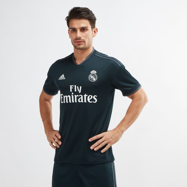 adidas Real Madrid Away Replica Jersey - 2018 19  41df3db57