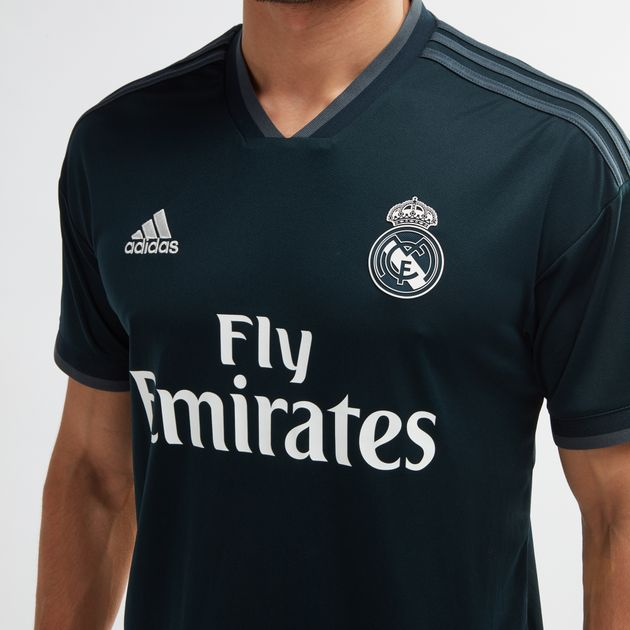 check out c059c e5add adidas Real Madrid Away Replica Jersey - 2018/19   Jerseys ...
