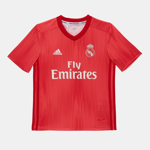 0ee0e1b9e4b adidas Kids' Real Madrid Third Jersey - 2018/19 | Jerseys | Tops ...