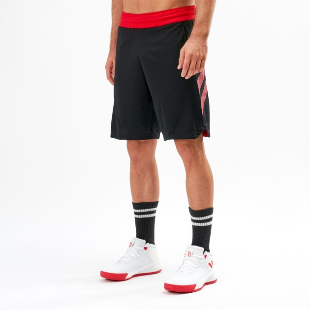 a059c92d5cc4 adidas Accelerate 3-Stripes Basketball Shorts
