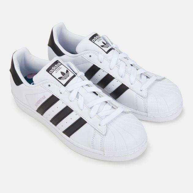 low priced 8099b 22f55 adidas Originals Women's Superstar Hattie Stewart Shoe ...