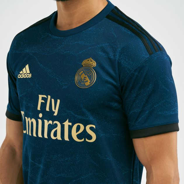 new product 33625 724f2 adidas Men's Real Madrid Away Football Jersey - 2019/20