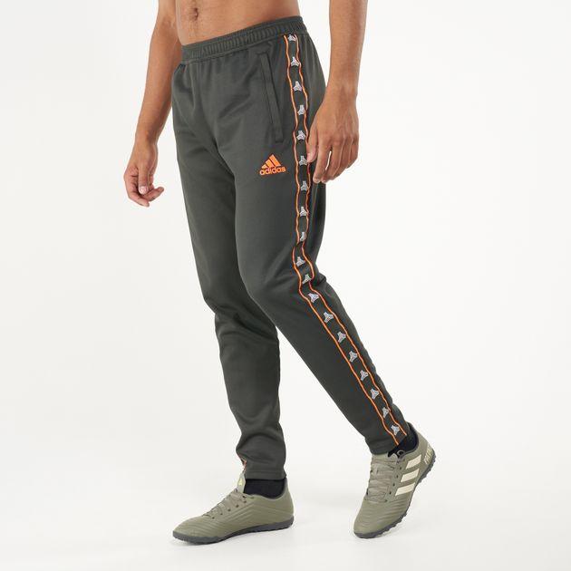adidas pants tan