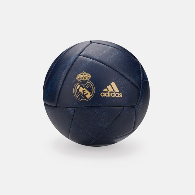 premium selection 3d1fa 5878a adidas Real Madrid Capitano Away Football