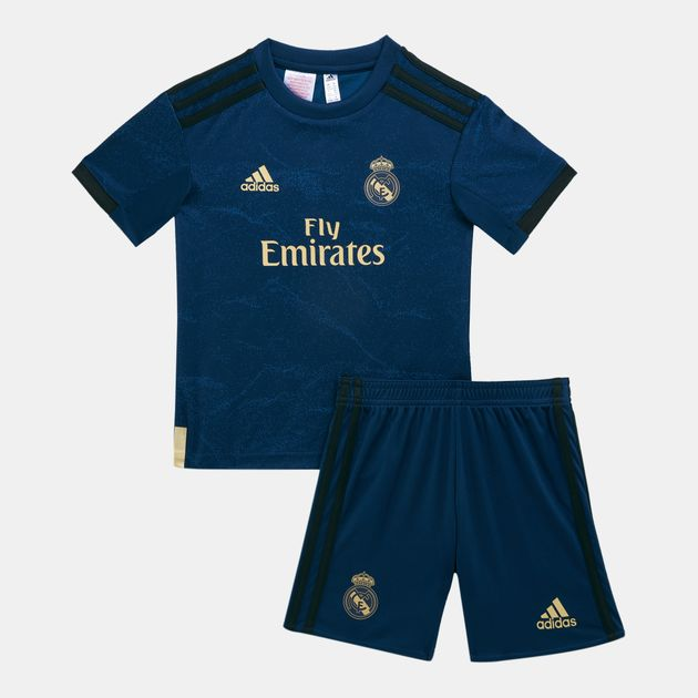 the best attitude 623cd 3a22e adidas Kids' Real Madrid Away Kit (Younger Kids) - 2019/20