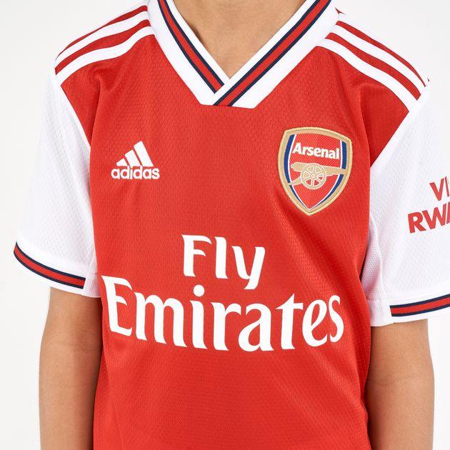 newest b39ed 17b3f adidas Kids' Arsenal Home Jersey (Older Kids) -2019/20